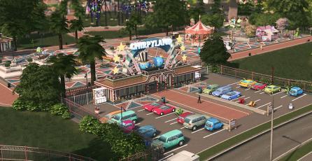 <em>Parklife</em> es la próxima expansión de <em>Cities: Skylines</em>