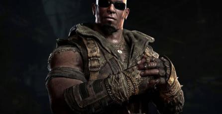 Aaron Griffin está de regreso en <em>Gears of War 4</em>