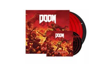 El soundtrack de DOOM tendrá una épica edición en vinilo