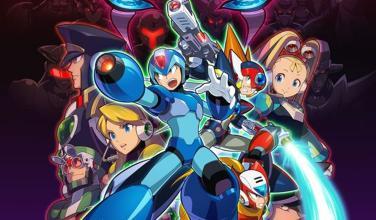 Capcom nos da un primer vistazo a <em>Mega Man X Legacy Collection</em>