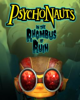 Psychonauts in the Rhombus of Ruin