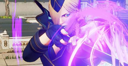 Falke usa su Psycho Power en nuevo avance de <em>Street Fighter V</em>