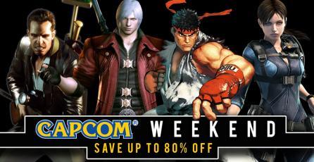 Juegos de Capcom y Ciencia Ficción en oferta este fin de semana en Humble Store