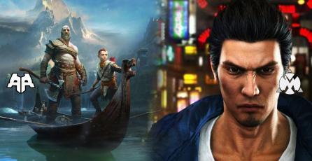 Concurso: Gana un <em>God of War</em> o <em>Yakuza 6</em> para PS4