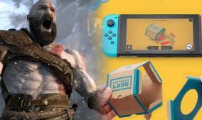 Labo supera ventas de God of War