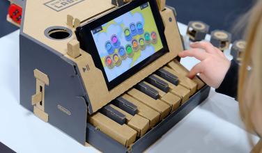 Escuelas en Reino Unido quieren integrar a Nintendo Labo en sus programas