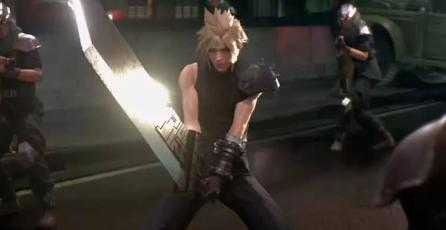 Square Enix aún trabaja en las batallas de <em>Final Fantasy VII Remake</em>