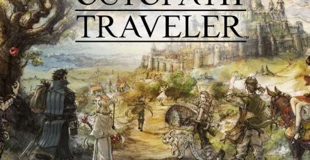 Demo de <em>Octopath Traveler</em> alcanzó 1.3 millones de descargas