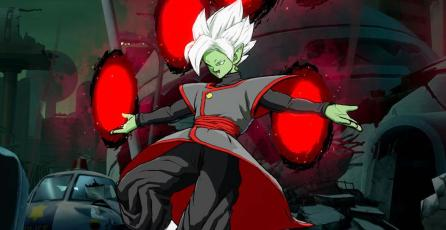 Así lucirá la fusión de Zamasu en <em>Dragon Ball FighterZ</em>