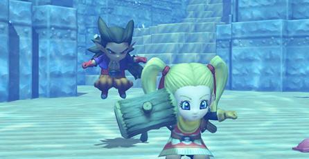 Tus edificios de <em>Dragon Quest Builders 2</em> tendrán hasta 100 pisos