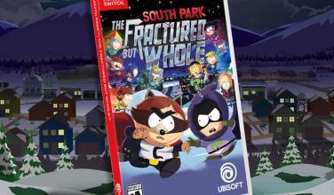 Anuncian edición Gold de <em>South Park: Retaguardia en peligro</em> para Switch