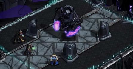 Nuevo mod de <em>StarCraft 2</em> lo transforma en un RPG de la vieja escuela