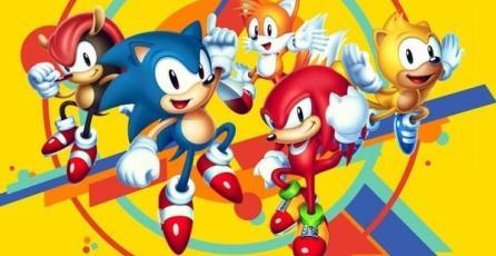 <em>Sonic Mania</em> vende 1 millón de copias en todo el mundo