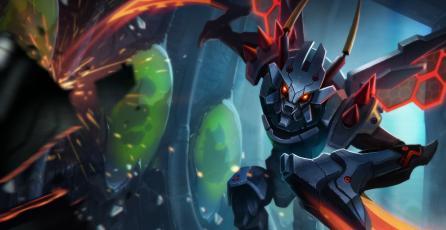 Kha´Zix y Kai´Sa están entre los tres campeones más bloqueados de League of Legends