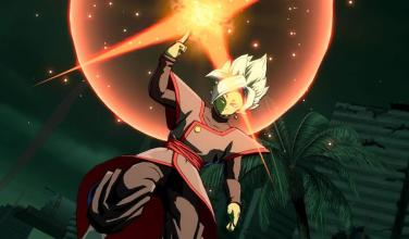 Checa el poder de la fusión de Zamasu en <em>Dragon Ball FighterZ</em>