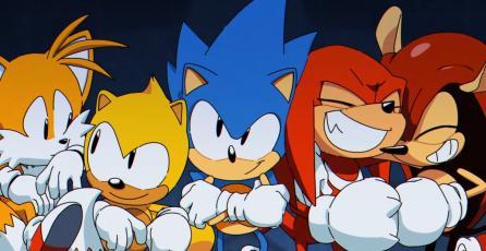 <em>Sonic Mania Plus</em> llega a PC y consolas el 17 de julio