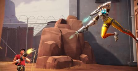 <em>Team Fortress 2</em> y <em>Overwatch</em> se enfrentan en divertido corto animado