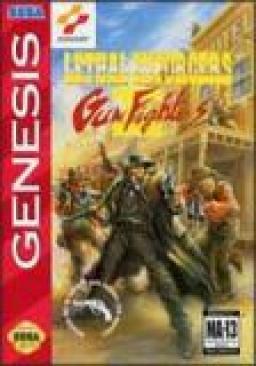 Lethal Enforcers II: Gun Fighters