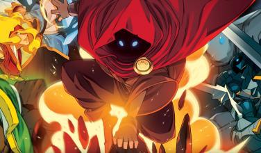 La épica acción de <em>Wizard of Legend</em> debutará en mayo