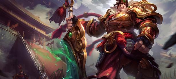 ¡Justicia! Garen y Mundo verán un incremento en su poderío del carril superior de League of Legends