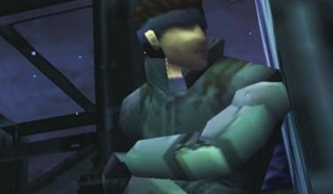 Lucha libre japonesa rinde homenaje a <em>Metal Gear Solid</em>