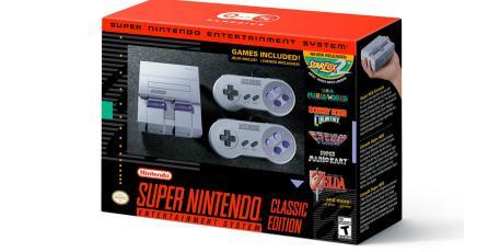 Ventas de SNES Classic Edition ya superan las 5 millones de unidades