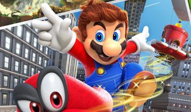 <em>Super Mario Odyssey</em> superó las 10 millones de copias vendidas