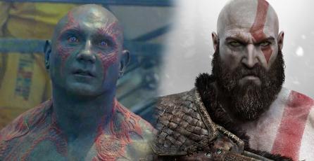 Director de <em>Pacific Rim: Uprising</em> desearía ver a Dave Bautista como Kratos
