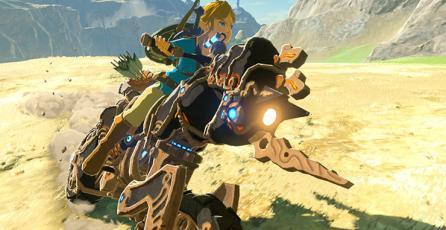 <em>Breath of the Wild</em> es el <em>The Legend of Zelda</em> mejor vendido de todos los tiempos