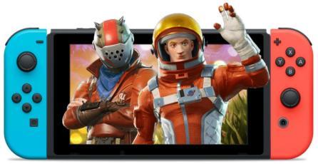 <em>Fortnite</em> podría llegar a la Nintendo Switch y anunciarse en la E3