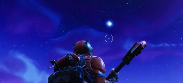 ¡Cuidado! Caen meteoritos en el mundo de <em>Fortnite: Battle Royale</em>