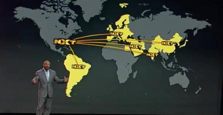 WWE presenta plan de expansión de territorios incluyendo Sudamérica