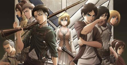 3era temporada de <em>Attack on Titan</em> se estrena el 22 de julio