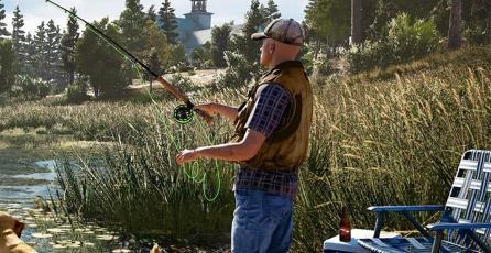 PETA arremete contra la pesca en <em>Far Cry 5</em>