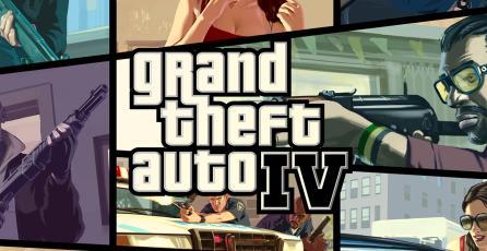 ¡<em>GTA IV</em> cumple su 10.° aniversario!