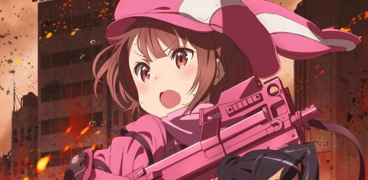 <em>SAO Alternative: Gun Gale Online</em>, nada de Kirito  y mucha acción shooter