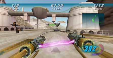 <em>Star Wars Episode I Racer</em> es relanzado para PCs modernos