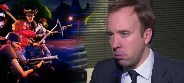 "Ministro de cultura británico arremete contra Fortnite calificándolo de ""agresivo"""