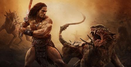 <em>Conan Exiles</em> se lanza oficialmente el 8 de mayo en PC y Xbox One