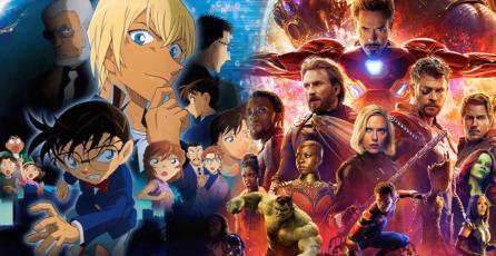 <em>Detective Conan</em> vence en la taquilla a <em>Avengers: Infinity War</em> en Japón