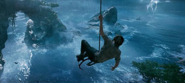 <em>Shadow of the Tomb Raider </em>correrá en 4K y 60 fps en Xbox One X