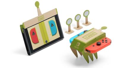 <em>Nintendo Labo</em> llega a Chile, pero solo con su Kit de Variedad