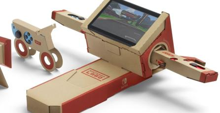 Usan Nintendo Labo para manejar silla de ruedas eléctrica