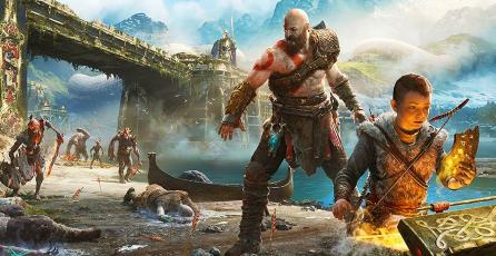 <em>God of War</em> vendió 3.1 millones de copias en 3 días