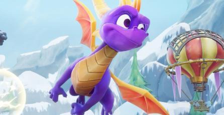 Preventas de <em>Spyro Reignited Trilogy</em> están superando expectativas