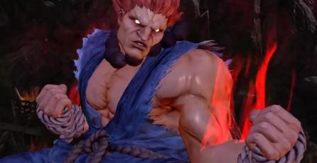 Akuma de <em>Street Fighter</em> se une a <em>TEKKEN Mobile</em>