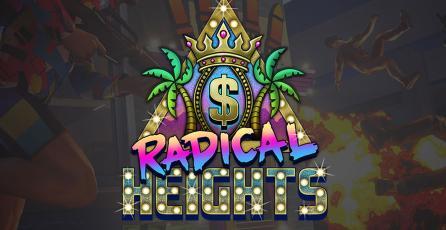 <em>Radical Heights</em> recibe parche con ajustes de balance y rendimiento