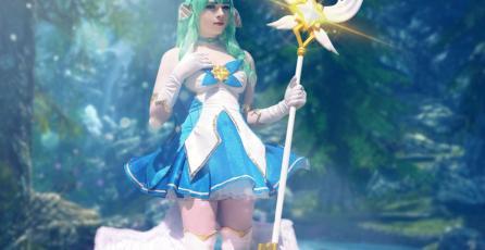 Sneaky lo hizo otra vez: Jugador de Cloud9 sorprende con un cosplay de Soraka y un Patreon