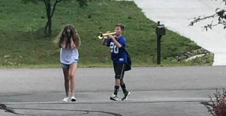 Trumpet Boy es el meme del momento, aquí nuestros favoritos