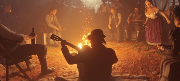 Rockstar comparte más capturas de <em>Red Dead Redemption 2</em>